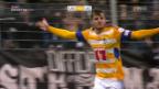 Video «Luzern holt in Lugano 3 Punkte» abspielen