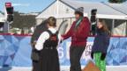 Video «Zweimal Edelmetall für die Schweiz in Lillehammer» abspielen