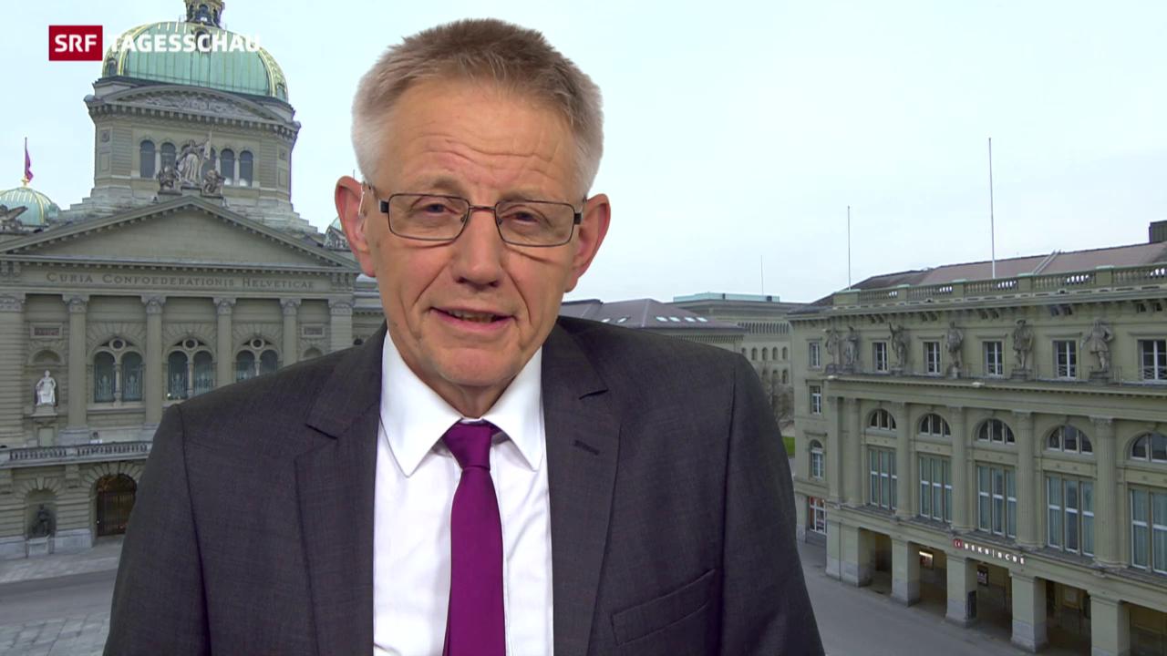 Bundeshausredaktor Hanspeter Trütsch zu den Abstimmungsergebnissen