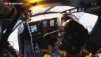 Video «Ungeplanter Zwischenstopp der Solar Impulse» abspielen