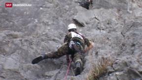 Video «Schweiz stoppt Militärkurse für russische Soldaten» abspielen