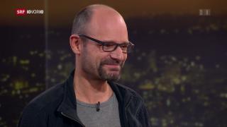 Video «FOKUS: Studiogespräch mit Reto Widmer» abspielen