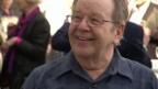 Video «Guido Eugster: Auf ein Jubiläum mit einer Volksmusiklegende» abspielen