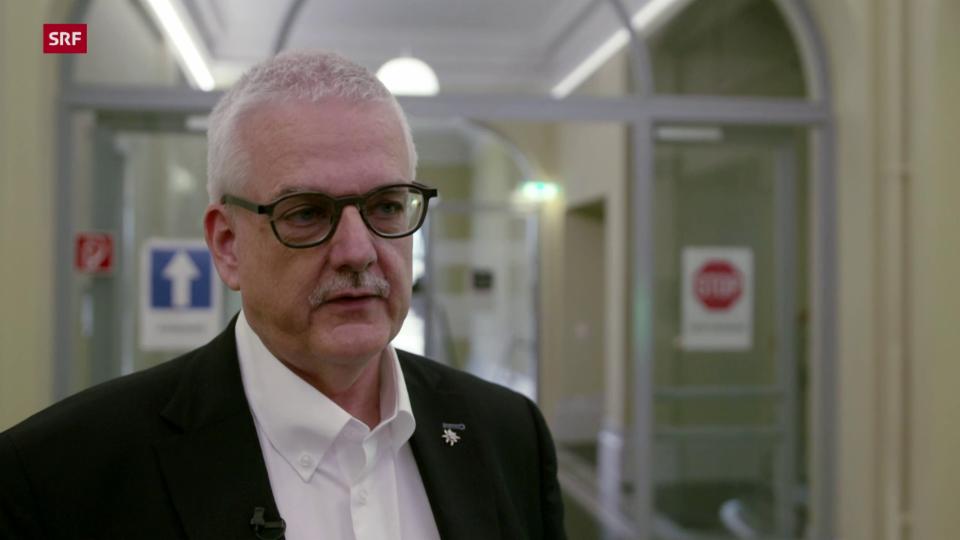 Alexander Ott, Fremdenpolizei Stadt Bern: «Das geht in Richtung Wirtschaftskriminalität.»