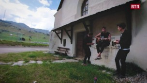 Laschar ir video «Baba Shrimps – UNPLUGGED»