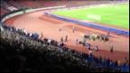 Video «GC-Fans mit «Auuh»-Jubel nach Derbysieg 2013» abspielen