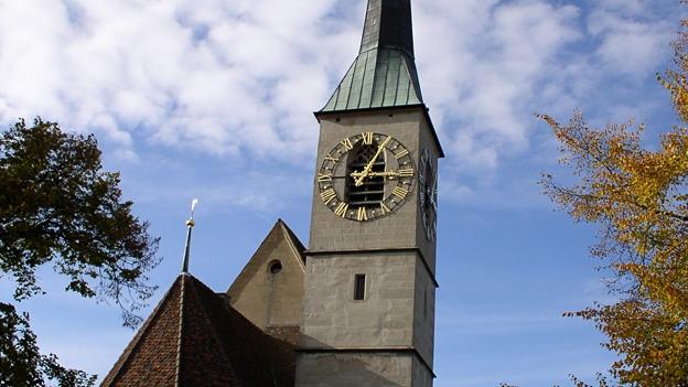 Glockengeläut der Kirche St. Oswald, Zug