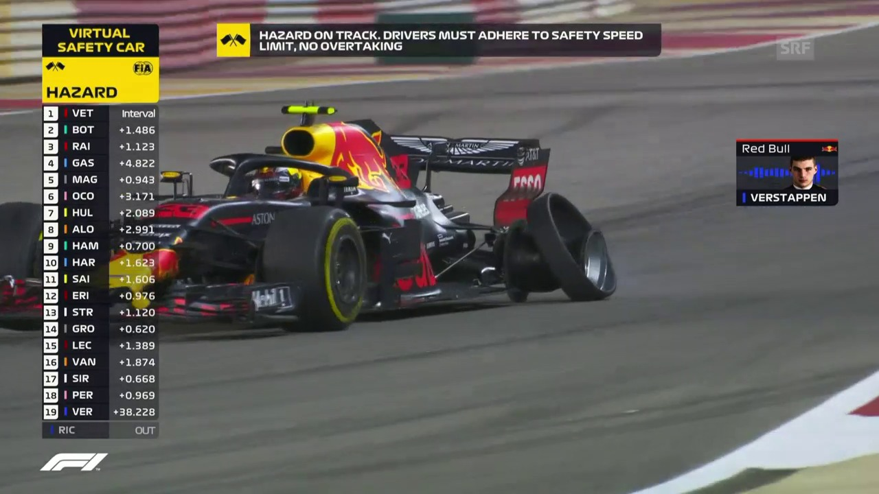 Schnelles Aus für die Red-Bull-Fahrer