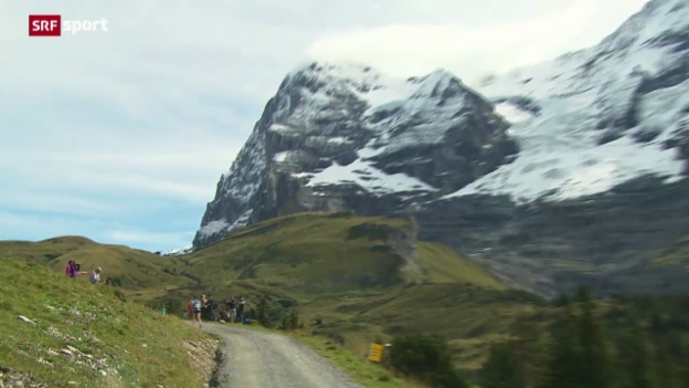 Video «Viktor Röthlin am Jungfrau-Marathon» abspielen