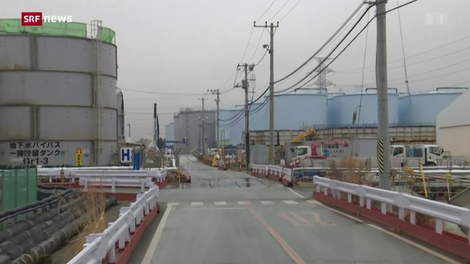 Japan erlaubt Ableitung von Fukushima-Kühlwasser ins Meer