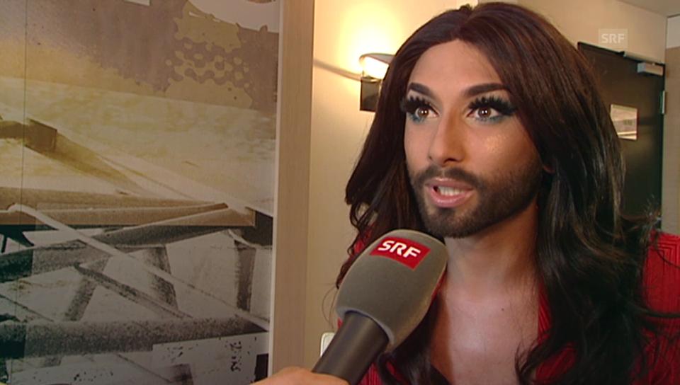 Conchita Wurst über ihr neues Leben