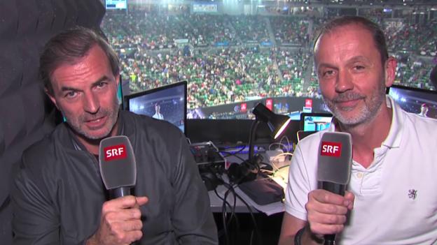 Video «Bürer/Günthardt über das Frauen-Tableau bei den Australian Open» abspielen