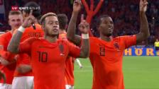 Link öffnet eine Lightbox. Video Die Niederlande gewinnen den Knüller gegen Deutschland abspielen