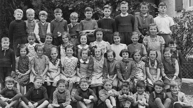 Alois Hartmann über seine Schulzeit