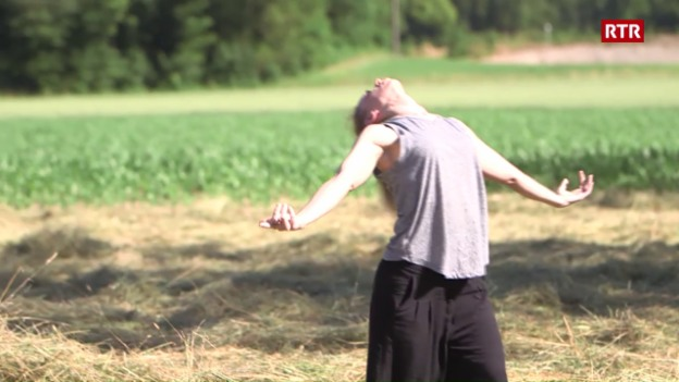 Laschar ir video «Isabelle Spescha sauta!»