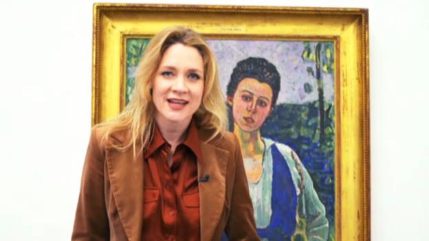 Video «Heldenmaler und Frauenheld Ferdinand Hodler» abspielen
