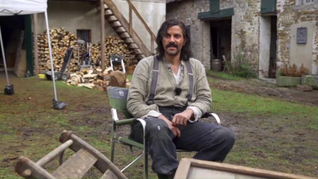 Video «Pasquale Aleardi über seine Rolle als Tommaso Lazzaroni» abspielen