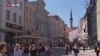 Video «FOKUS: Ein Estland ohne EU? – «unvorstellbar»» abspielen