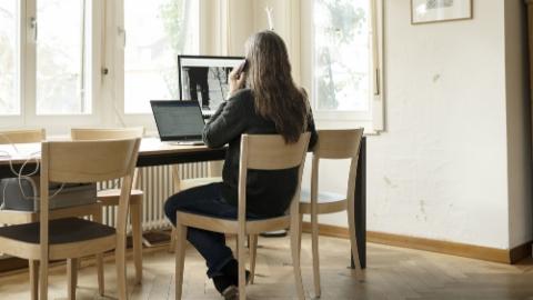 Neue Studie zu Homeoffice: Chefs sind positiv eingestellt