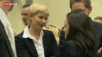 Video «Nazi-Prozess vertagt» abspielen