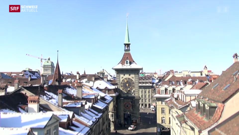 Kanton Bern überrascht mit Millionen-Überschuss