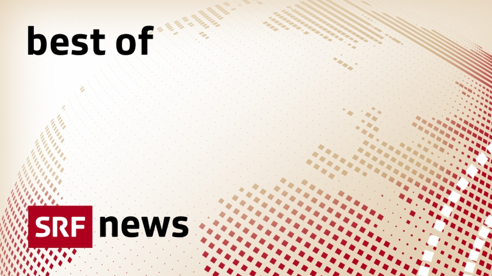 SRF4 News - Der Wochenrückblick