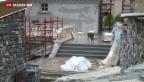 Video «Schneider-Ammann besucht Tessin» abspielen