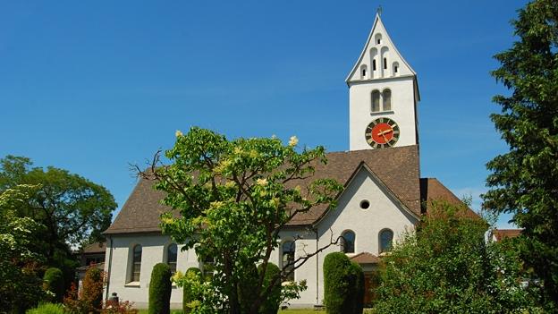 Glockengeläut der reformierten Kirche in Wängi