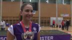 Video «Laura Unternährer: «Super, dass wir immer gewinnen»» abspielen