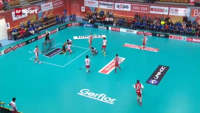 Schweiz nach Torfestival im WM-Viertelfinal