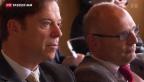 Video «Universität Zürich strukturiert nach «Fall Mörgeli» um» abspielen