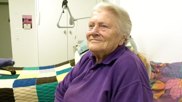Gertrud Fischer erzählt aus ihrem Leben
