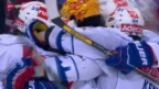 Video «Eishockey: Highlights Lausanne - ZSC Lions («sportlive», 13.3.14)» abspielen