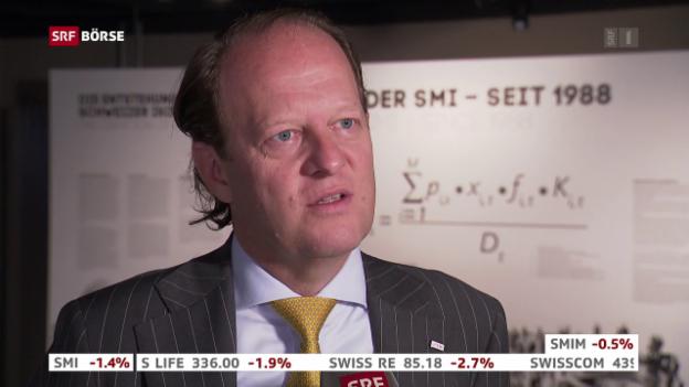 Video «SRF Börse vom 31.05.2018» abspielen