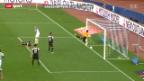 Video «Fussball: GC - Aarau» abspielen