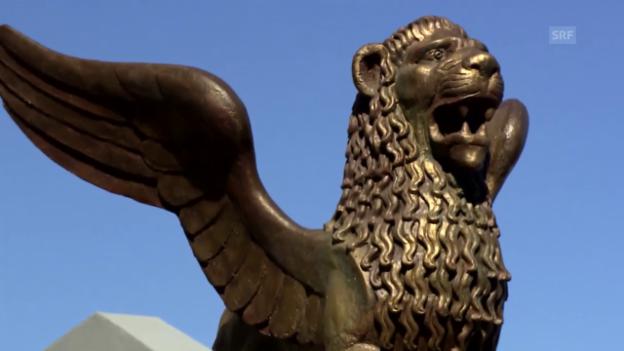 Video «Experten über ihren Favoriten für den Goldenen Löwen» abspielen