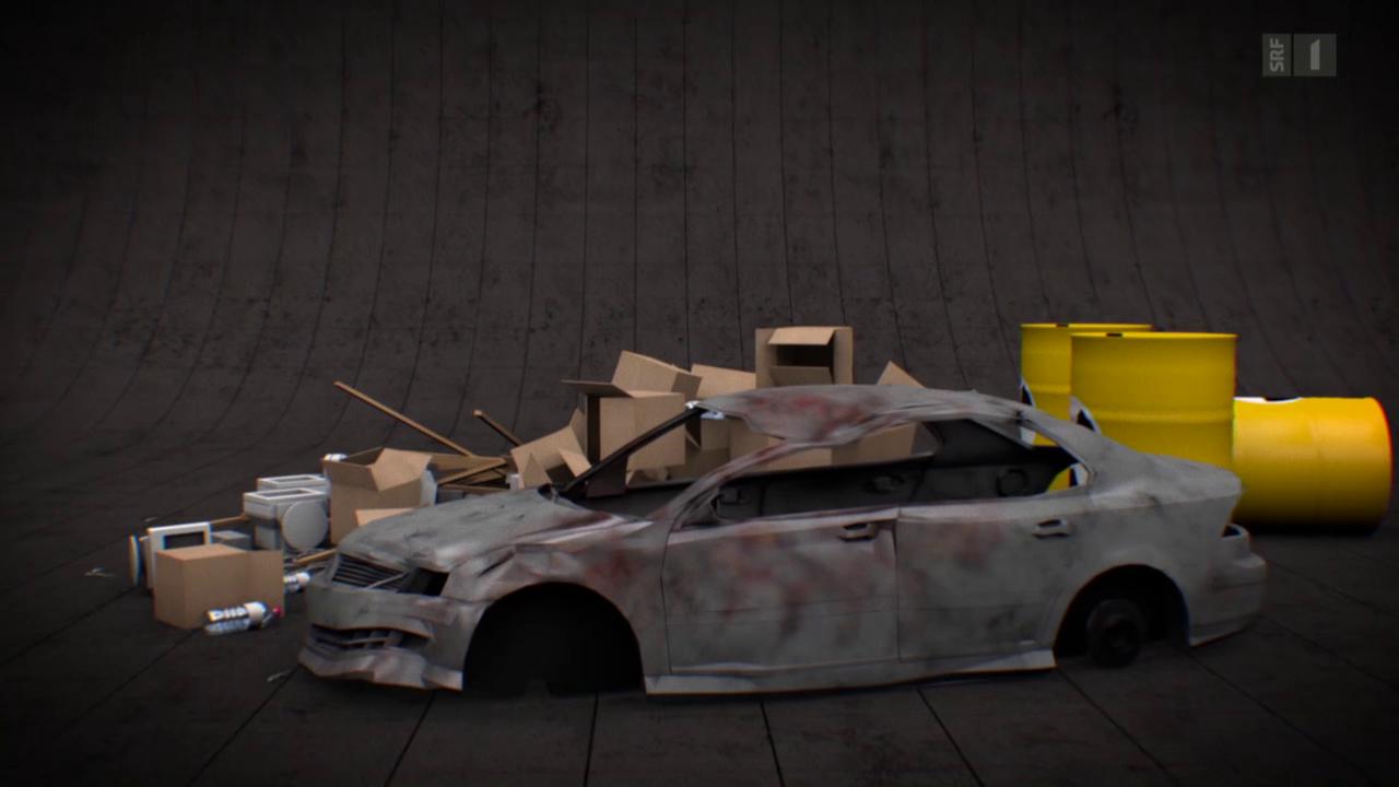 Animation: So viel Abfall produzieren wir