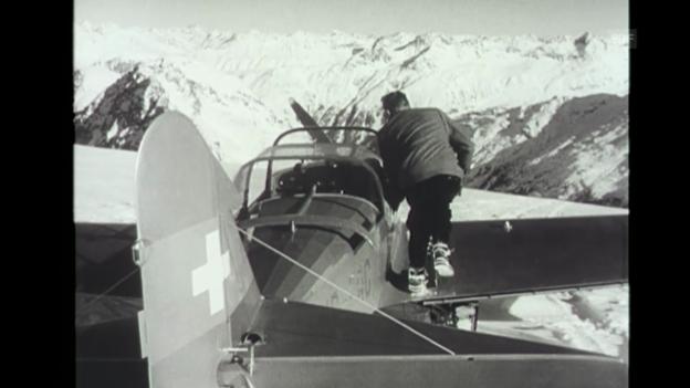 Video ««Jahresrückblick», Filmwochenschau, 27.12.1957» abspielen