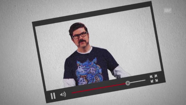 Video «Guido Berger kennt das Erfolgsgeheimnis von YouTube-Lernvideos» abspielen
