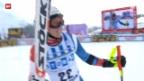 Video «Ski alpin: Super-G der Frauen» abspielen