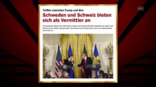 Video «Die Schweiz als Vermittlerin» abspielen