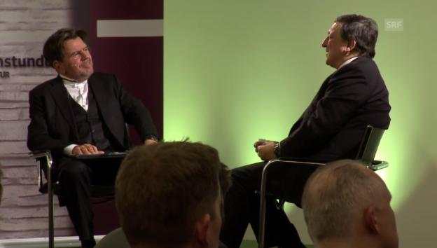 Video «Stephan Klapproth zu José Manuel Barroso» abspielen