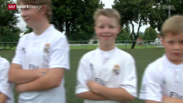 Video «Rohstoff Kind – skrupelloser Handel im Fussballgeschäft» abspielen