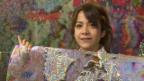 Video «Ersteigern Sie heute das Werk der Künstlerin Olga Titus» abspielen
