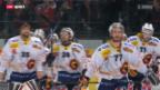 Video «Eishockey: Vor Bern - Zug» abspielen