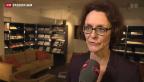 Video «Reaktionen zur Frauenquote» abspielen
