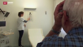 Video «Umstrittene Kontrollen für Senioren am Steuer» abspielen