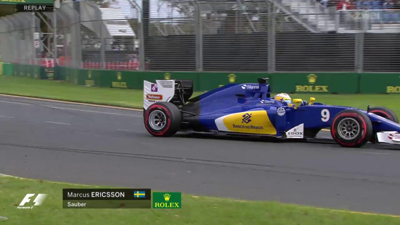 Hamilton holt Pole in Australien