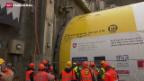 Video «Der Belchen-Tunnel auf der A2 bekommt eine dritte Röhre» abspielen