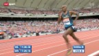 Video «Leichtathletik: Diamond League in London» abspielen